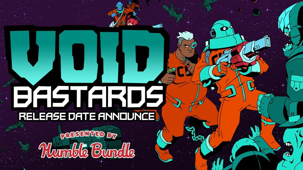 Void Bastards launches May 29th on Steam and Humble | Rock