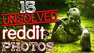 15 Unexplained and Unsolved Photos on Reddit