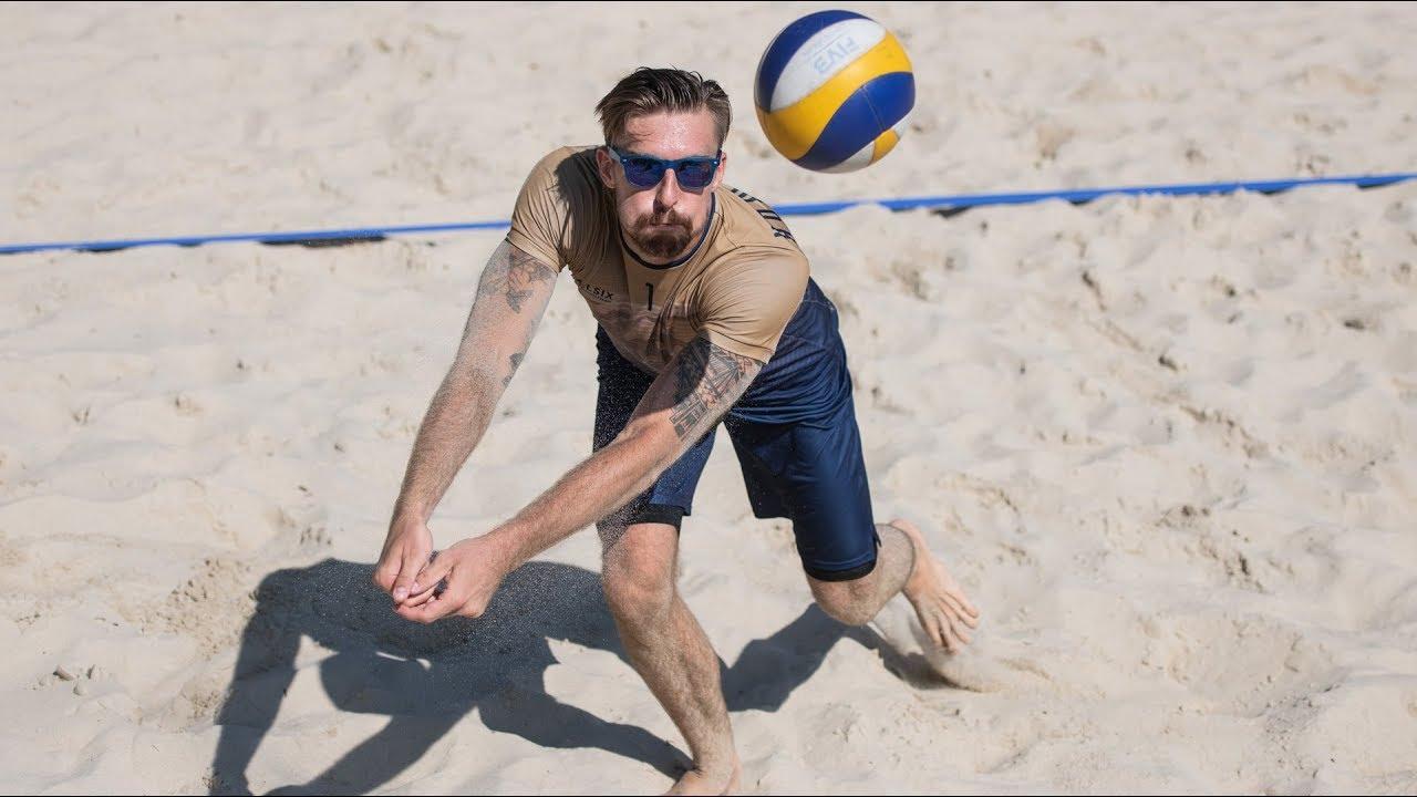 Trening plażowy w MONTA Beach Volley Club