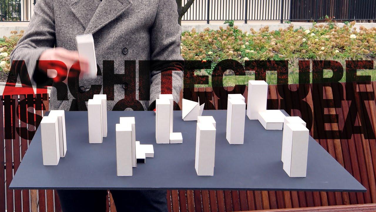Miasto wczoraj, dziś i jutro | Architecture is a good idea