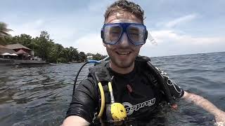 Scuba diving // Tulamben // Bali // Indonesia // 2018