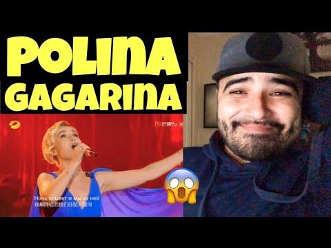 """Reacting To Polina Gagarina """"  Raindrops & Lullaby"""" Singer 2019"""