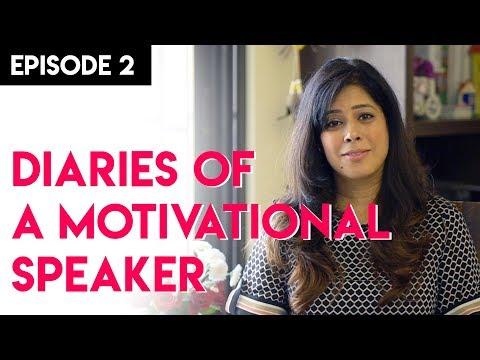 Priya Kumar - Motivational Speaker Diaries | Episode 2