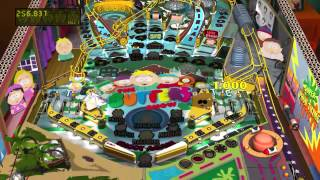GCLive Plays Zen Pinball 2 South Park Butters