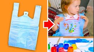 33 LIFE-SAVING PARENTING HACKS | Life hacks for parents and funny crafts for kids!