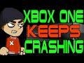 My Xbox One Keeps Crashing