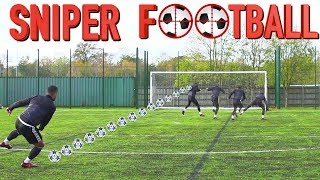 SNIPER FOOTBALL | BILLY VS JEZZA