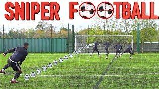 SNIPER FOOTBALL | BILLY VS JEZZA
