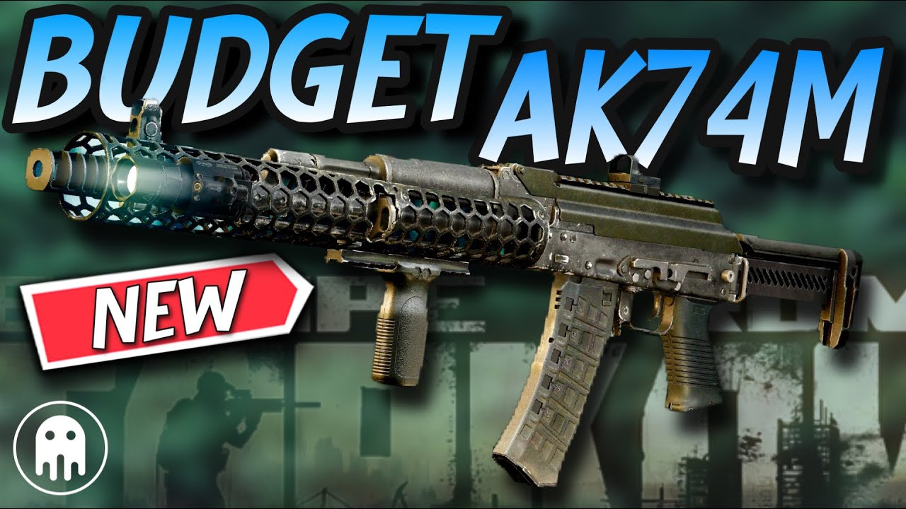 Download Best NEW Budget AK74M Build - Amazing AK for Cheap - Tarkov Weapon Guide