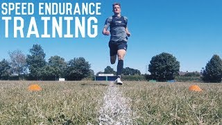 Speed Endurance Training and Recovery Session | A Day In The Life of a Footballer