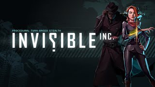 Invisible Inc Gameplay PC HD 1080p