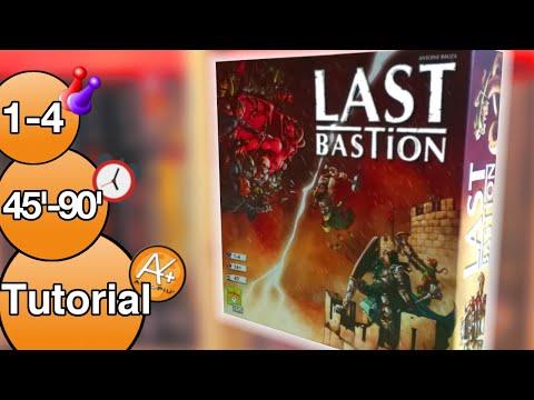 Come si gioca a Last Bastion | TUTORIAL