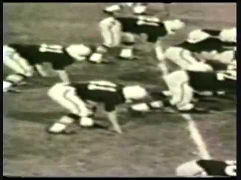 The Legend Geoff Poole #10 Quarterback Madison Edgewood High School