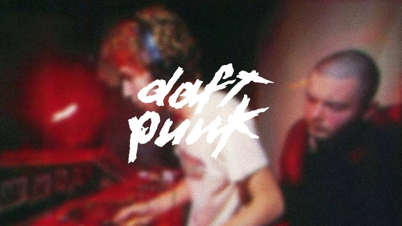 Daft Punk Live @ Sankeys Soap (Bugged Out!) (17/01/1997)