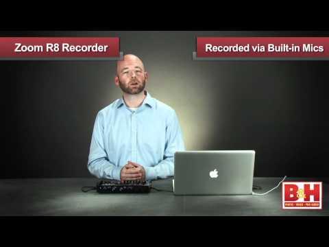 Zoom R Series Recorders