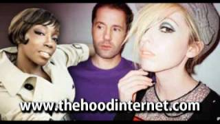 The Hood Internet - Shut Up, American Boy (Estelle feat Kanye West vs The Ting Tings)