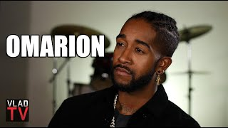 Omarion Picks His All-Time Top 4 Male Singers: Michael, Prince, Marvin & Stevie (Part 18)