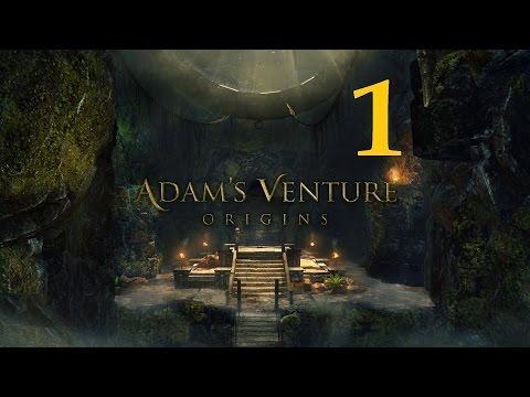 Adam's Venture Origins Walkthrough Part 1 [1080p HD] No Commentary