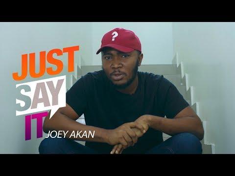 Joey Akan blasts those who boycott Nigerian songs