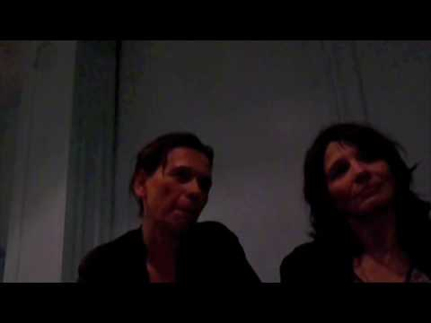 "INTERVIEW JULIETTE BINOCHE  ET MARION STALENS : IN YOUR "" I """