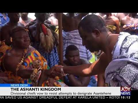 The Ashanti Kingdom - News Desk on Joy News (4-5-18)