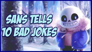 Top 10 Best Sans Jokes (500 Subscriber Special)