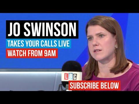 Liberal Democrat Leader Jo Swinson Grilled By LBC Listeners  - Watch In Full