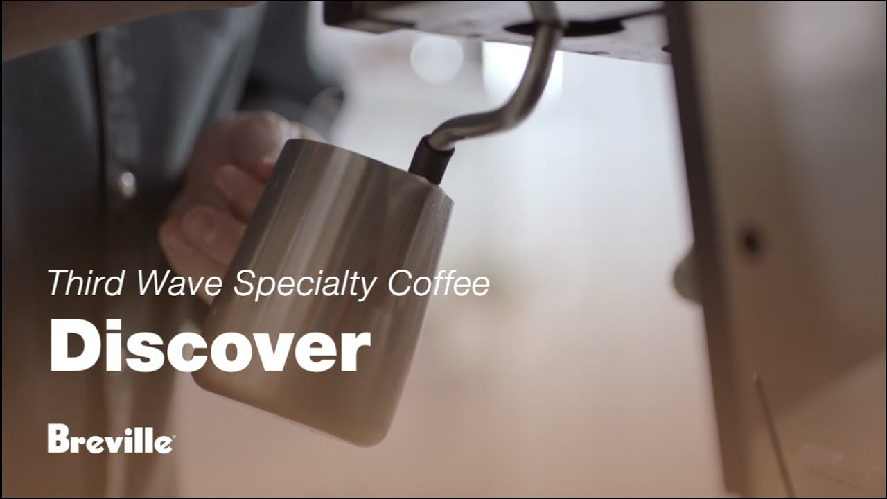 Third Wave Specialty Coffee | The science behind microfoam milk with Ben Kaminsky | Breville USA