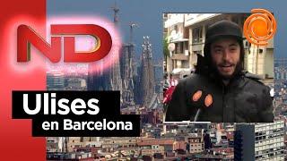 Ulises, esperando el debut en Europa