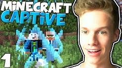 Minecraft CAPTIVE #1 | GEFANGEN mit GOMMEHD!