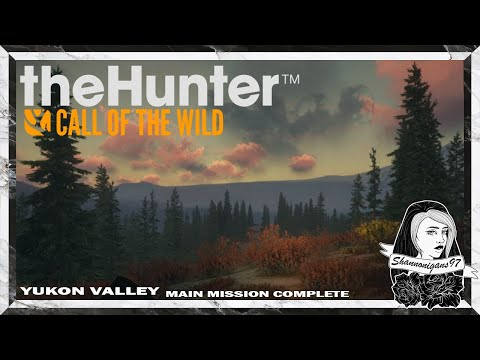 TheHunter COTW | Missions -Flash Point,Tech Support,A Mine Of Information, END