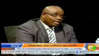 Monday Special: Tracing unclaimed assets
