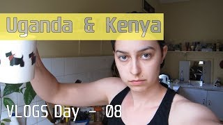 If you've ever been sick while travelling...| Uganda and Kenya Vlogs