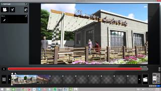 07 Lumion GastroPub Tutorial: Creating Animation