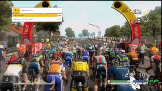 Videorecensione Tour de France 2011 [Ps3 / Xbox 360] - www.cycling-manager.eu