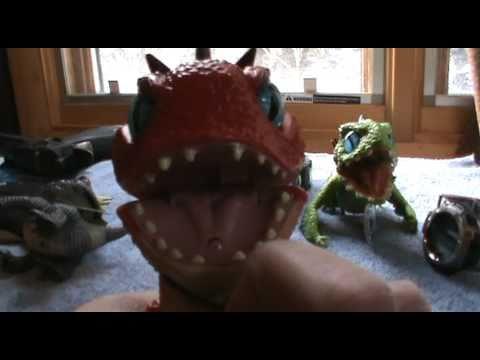 Mattel prehistoric pets cruncher & d-rex lot 2 interactive.