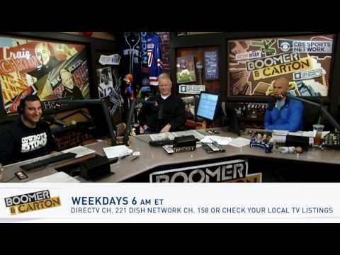 Boomer and Carton: Tom Coughlin hired by the Jaguars