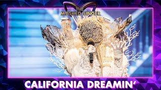 Koningin - 'California Dreamin' - Sia | The Masked Singer | VTM
