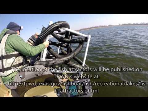 Lake Fork Fish-attractors