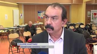 CGT : 20e congrès annuel dans les Yvelines