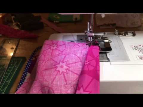 How To Use A Rolled Hem Foot Brother Sewing Machine YouTube Classy Rolled Hem Foot For Brother Sewing Machine