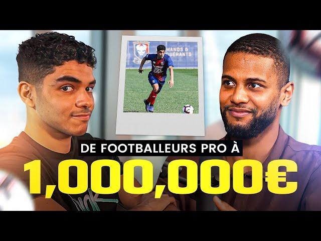 DROPSHIPPING: FOOTBALLEUR PRO & 1 MILLION EN E-COMMERCE (SON HISTOIRE)