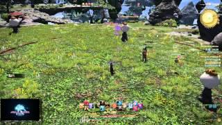 FFXIV: Heavensward - Bard Level 60 Job Trial