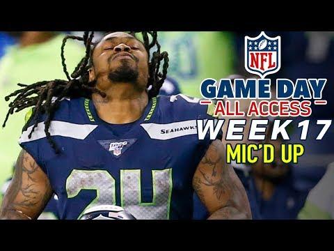 NFL Week 17 Mic'd Up,