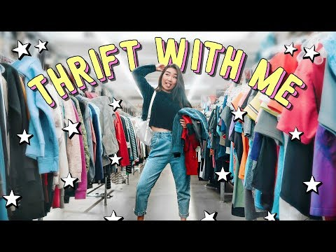 Come Thrift With Me! + Thrift Store Haul | JENerationDIY