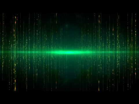 4k 10 00 Min Green Matrix Glowing Motion Background 2160p Efect