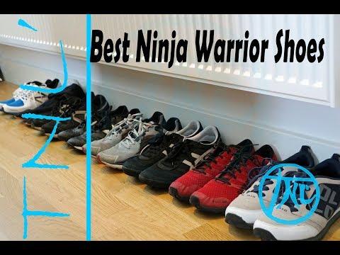 Best Ninja Warrior Shoes