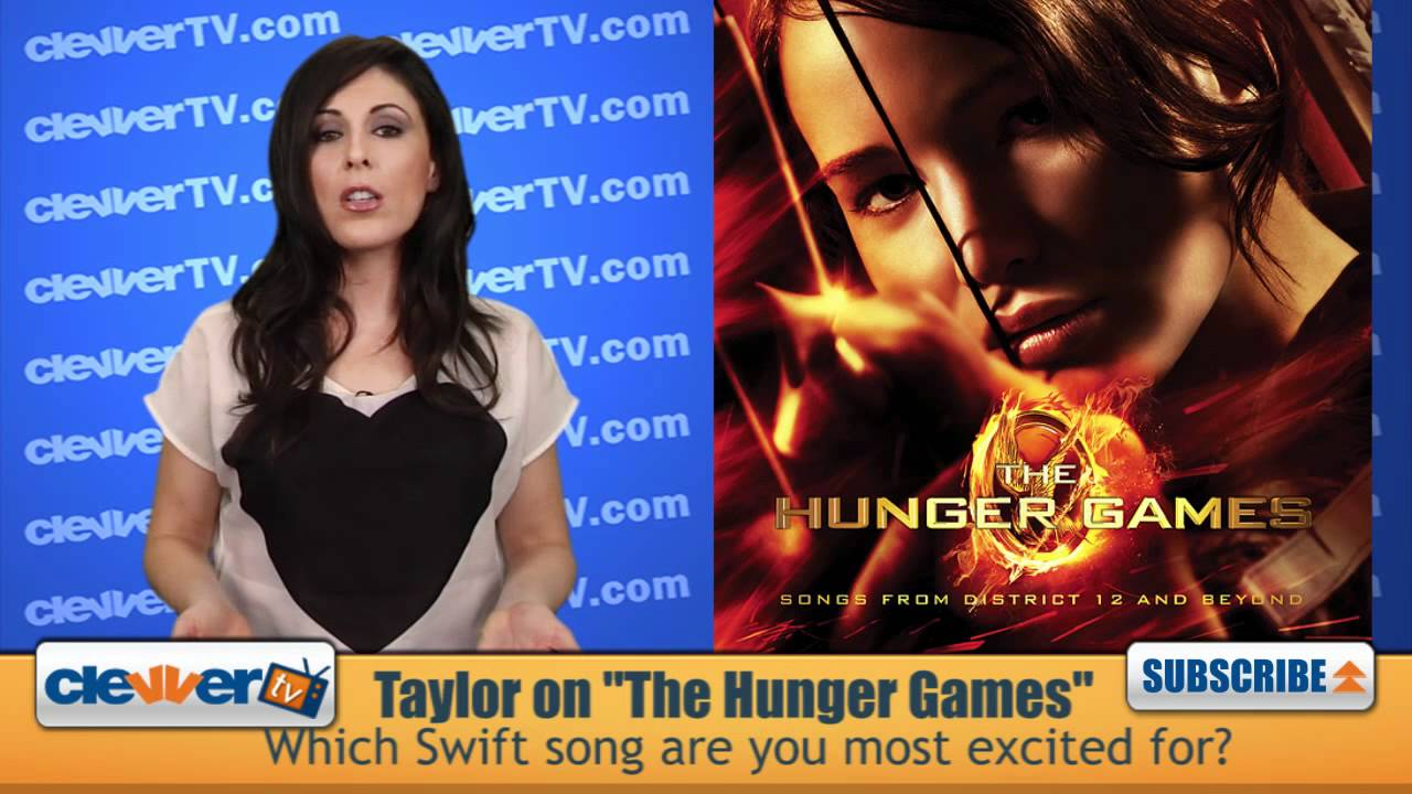 Taylor Swift Second Song On The Hunger Games Soundtrack Full Track Listing Youtube
