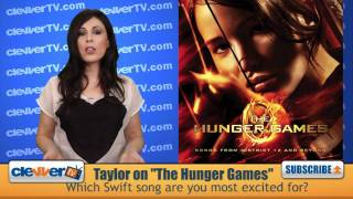 Taylor Swift Second Song on 'The Hunger Games' Soundtrack (Full Track Listing)