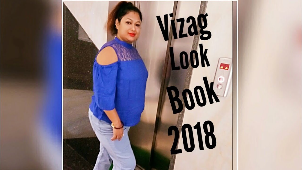 [VIDEO] - Vizag LookBook 2018-What I wore in Vizag ?? | Trendy Indian Summer Outfits for Whatsapp Status 8